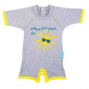 Mayoparasol Ολόσωμο μαγιό με UV προστασία για αγόρι Meme pas Peur 43110