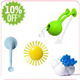 ΈΚΠΤΩΣΗ 10%: Moluk Παιχνίδια νερού Oogifant + Plui Brush Cloudy + Cloudy 43240+43075+43070+43220