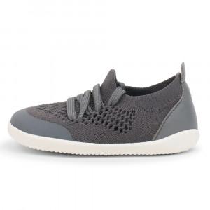 Bobux: Step up (No: 18-22) Xplorer Play Knit Trainer Smoke 501504-20