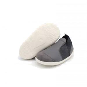 Bobux: Step up (No: 19-21) Xplorer Aktiv Knit Trainer Smoke 501604-20