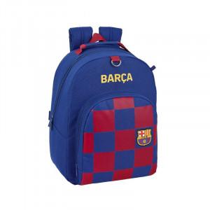 Safta: Τσάντα πλάτης μεγάλη με προστατευτικό πάτο 42εκ. Barcelona 611929305