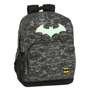 Safta: Τσάντα πλάτης μεσαία 32x14x43εκ. Batman 612004754