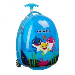 "Safta: Βαλίτσα 16"" 43εκ. Baby Shark 612060848"