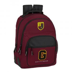 Safta: Τσάντα πλάτης μεγάλη 32x15x42εκ. με ενισχυμένες γωνίες Harry Potter 612093773