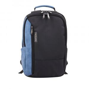 Safta: Τσάντα πλάτης με θήκη για laptop ή tablet 30x20x45 cm Titan Blue 631827808