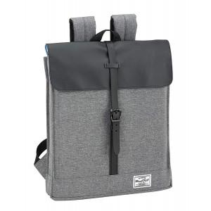 Safta: Τσάντα φορητού υπολογιστή 32x8x35εκ Blackfit8 Grey 641832827