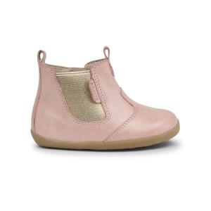 Bobux: Step up Jodphur Boot Blush Shimmer 721931