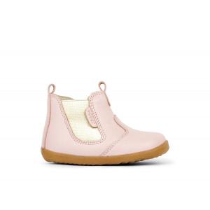 Bobux: Step up Jodphur Boot Rose Gold 721939