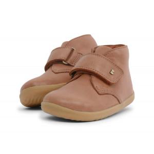 Bobux: Step up Dessert Boot Caramel 724820A