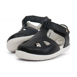 Bobux: Step up (No: 18-22) Zap Sandal Black Quickdry 725822