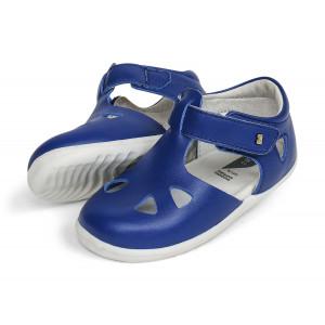 Bobux: Step up (No: 18-22) Zap Sandal Blueberry 725824