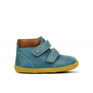 Bobux: Step up Timber Boot Slate 728114