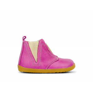 Bobux: Step up Signet Boot Pink 730003-20