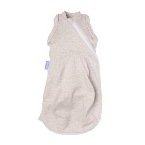 Gro Snug 2 σε 1 Πάνα αγκαλιάς και υπνόσακος νεογέννητου Cosy Grey Marl AFA1004