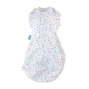 Gro Snug 2 σε 1 Πάνα αγκαλιάς και υπνόσακος νεογέννητου Light Confetti AFA1094
