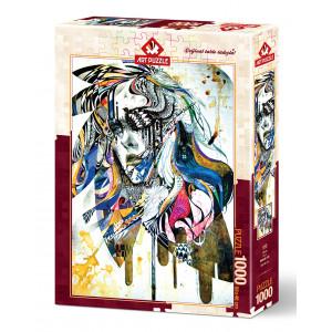 Art Puzzle: 1000τμχ - Blues - Minjaee Lee ART4348