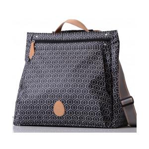 Pacapod: Τσάντα αλλαξιέρα - Lewis Black Tile BB:0243