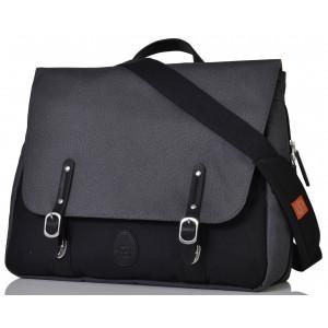 Pacapod: Τσάντα αλλαξιέρα - Prescott Combi - black charcoal BB:0251