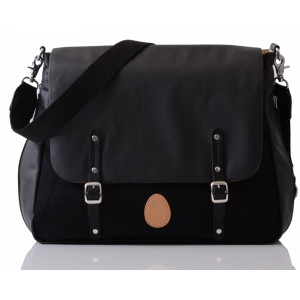 Pacapod: Τσάντα αλλαξιέρα - Prescott Black BB:0252