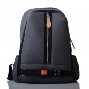 Pacapod: Τσάντα αλλαξιέρα - Picos pack Charcoal black BB:0334