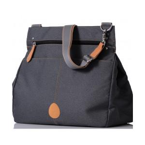 Pacapod: Τσάντα αλλαξιέρα - Oban Black Charcoal BB:0347
