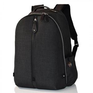 Pacapod: Τσάντα αλλαξιέρα - Picos pack Carbon BB:0420