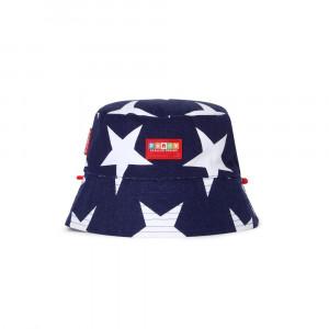 "Penny Scallan: Καπέλο Bucket ""Navy Star"" BHTNAS"