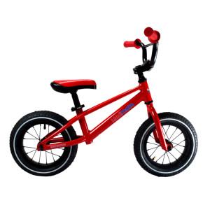 Kiddimoto: Ποδήλατο ισορροπίας BMX κόκκινο BMX2