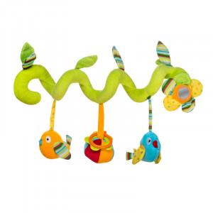 "Babyono: Παιχνίδι κούνιας ""Paradise Birds"" BN1395"