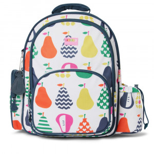 "Penny Scallan: Τσάντα πλάτης μεγάλη ""Pear Salad"" BPLPES"