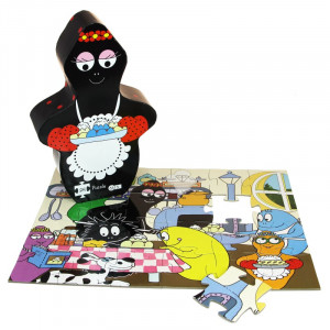 Barbo Toys Puzzle Barbamama baking 24 κομμάτια BT2202