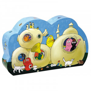 "Barbo Toys Παζλ ""Το σπίτι του Barbapapa"" BT2207"