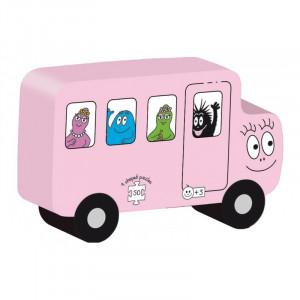 "Barbo Toys Puzzle Barbapapa ""Μεταφορά"" BT2210"