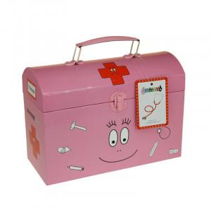 Barbo Toys Barbapapa Σετ γιατρού με βαλιτσάκι BT2650