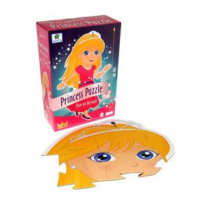 Barbo Toys Puzzle Πριγκίπισσα BT5810