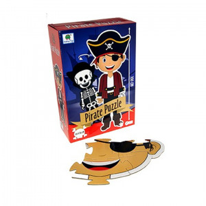 Barbo Toys Body Puzzle Πειρατής BT5811