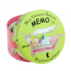 "Barbo Toys Παζλ ""Μικρή Πριγκίπισσα"" Hans Christian Andersen BT6128"