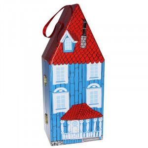 Barbo Toys Σπίτι Moomin παζλ και ξύλινες φιγούρες BT7230
