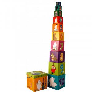Barbo Toys Κύβοι Moomin BT7250