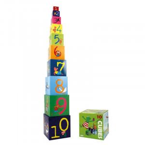 Barbo Toys Κύβοι Ο Frog και οι φίλοι του BT7750