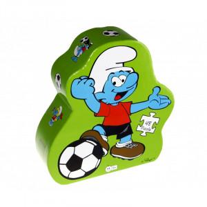 Barbo Toys Παζλ Στρουμφ Ποδόσφαιρο BT8227