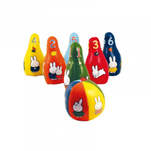 Barbo Toys Σετ bowling Miffy BT9970