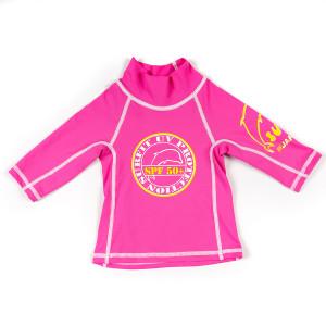 Jakabel Μπλούζα με UPF 50+ προστασία ροζ BTP