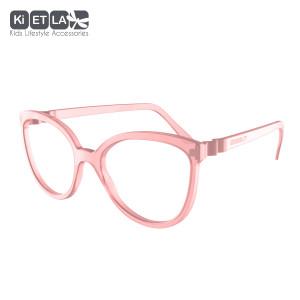 KiETLA Γυαλιά Προστασίας οθόνης 9-12 ετών CraZyg-Zag Screen Buzz Pink BU6SCREENPINK