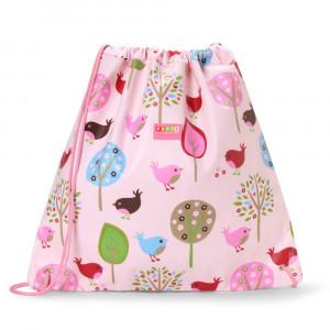 "Penny Scallan: Τσάντα - σακίδιο με κορδόνι ""Chirpy Bird"" DSBCHB"