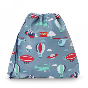 """Penny Scallan: Τσάντα - σακίδιο με κορδόνι """"Space Monkey"""" DSBSM"""
