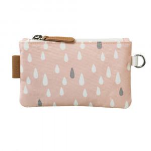 Fresk: Πορτοφόλι Drops pink Μικρό FR-FB880-85