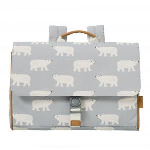 Fresk: Τσάντα ταχυδρόμου πλάτης 34 x 25 x 8 εκ Polar Bear FR-FB960-17