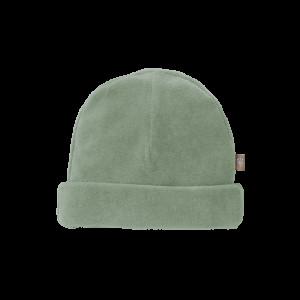 Fresk: Σκουφάκι βελουτέ από 100% οργανικό βάμβακι - Forest green FR-VC740