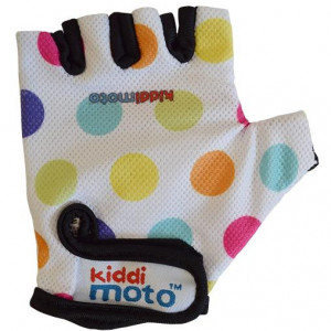 Kiddimoto: Γάντια Pastel Dotty GLV011